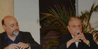"""Marcelo Ostria-Trigo presentó """"Poemas postreros"""""""