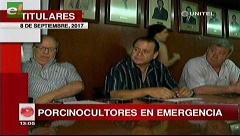 Video titulares de noticias de TV – Bolivia, mediodía del viernes 8 de septiembre de 2017