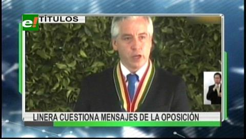 Video titulares de noticias de TV – Bolivia, mediodía del viernes 1 de septiembre de 2017