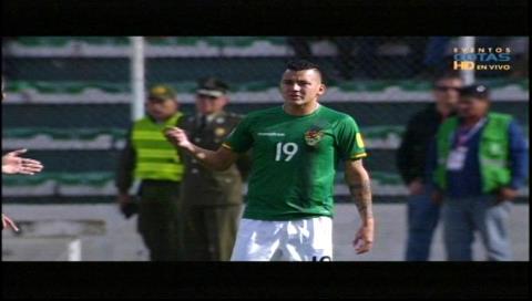 Bolivia 0-0 Chile: Resumen del primer tiempo