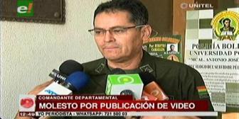Eurochronos: Comandante insiste que la Policía actuó correctamente