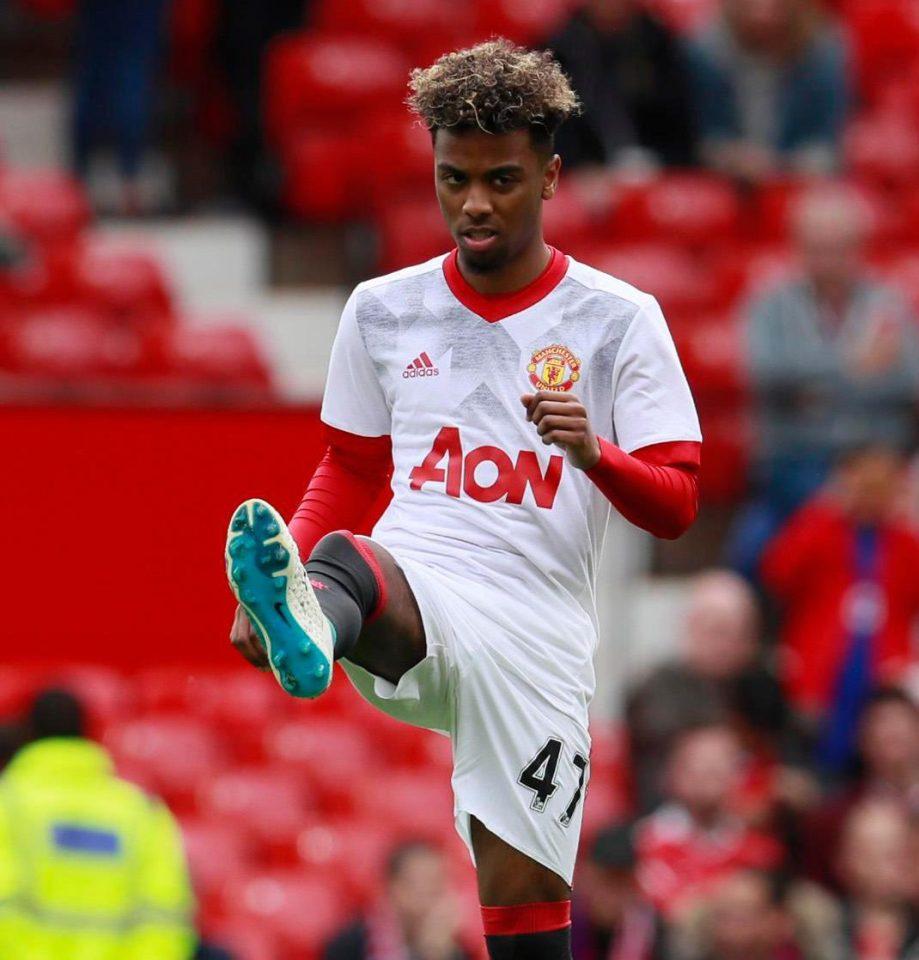 Rashford marcó un doblete en triunfo del Manchester United ante Burton Albion