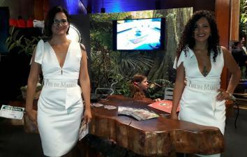 Jimena y Melany Delgado - Piel de Madera