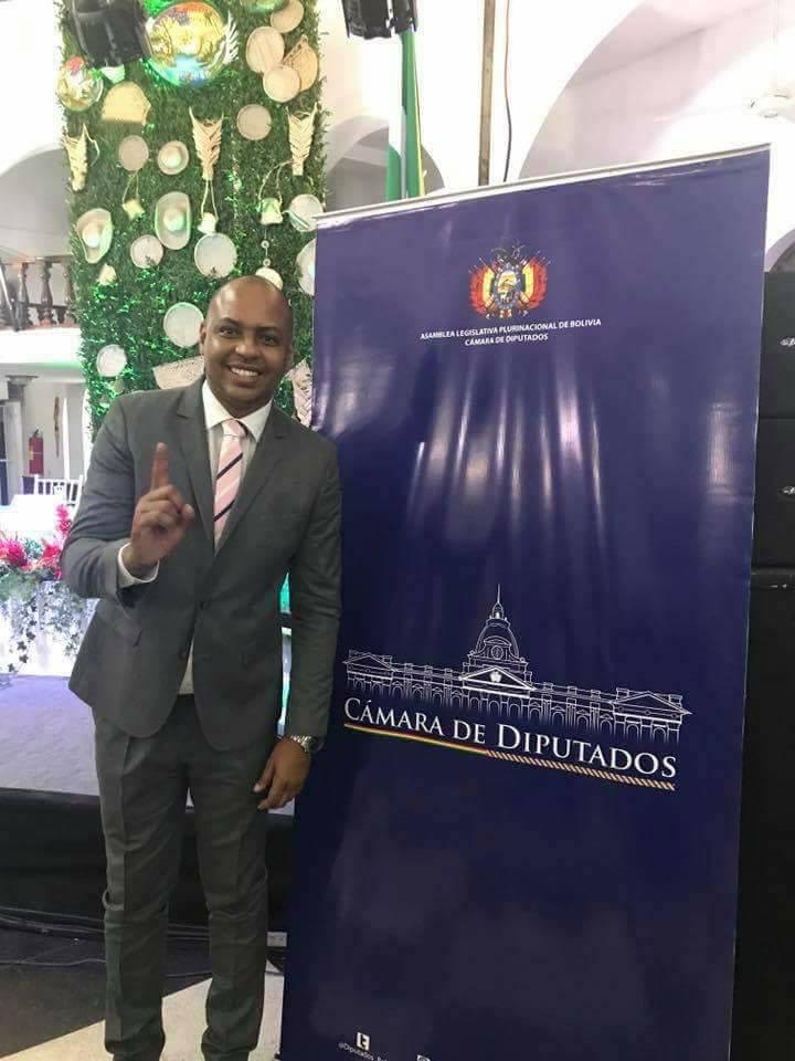 Denuncian que Brigada Parlamentaria cruceña otorgó distinción a procesado por estafa piramidal