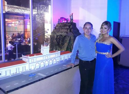 Cesar Docweiler y Maria Esther Garcia