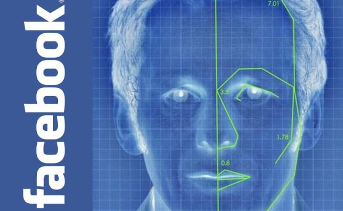 Facebook también quiere tus datos faciales para iniciar sesión