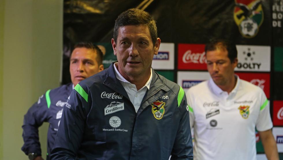 Image result for mauricio soria seleccion boliviana 2017
