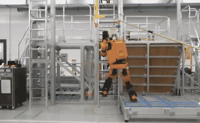Honda diseña robot bípedo para ayudar en desastres naturales
