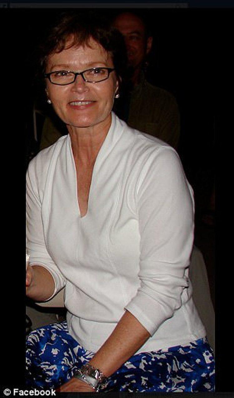 Nanette Missig, la esposa del congresista