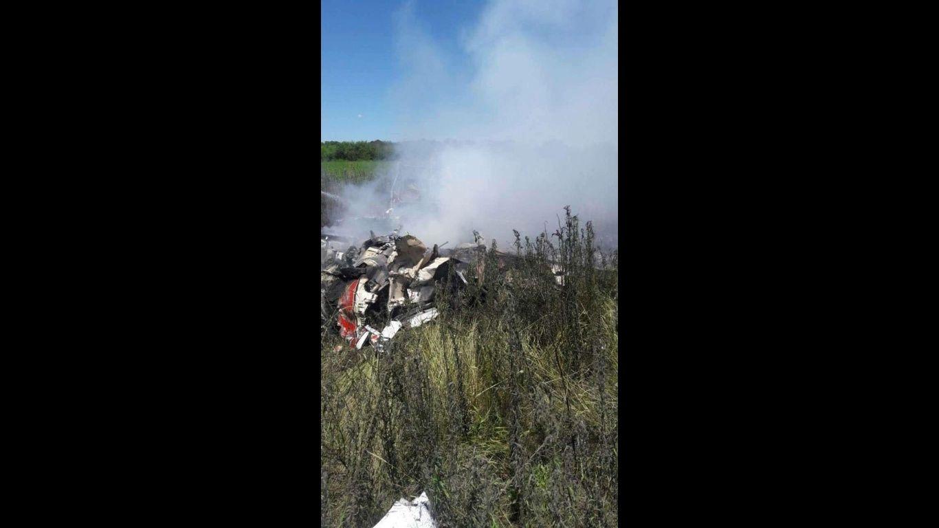 Avioneta cae en San Borja, reportan que hay fallecidos