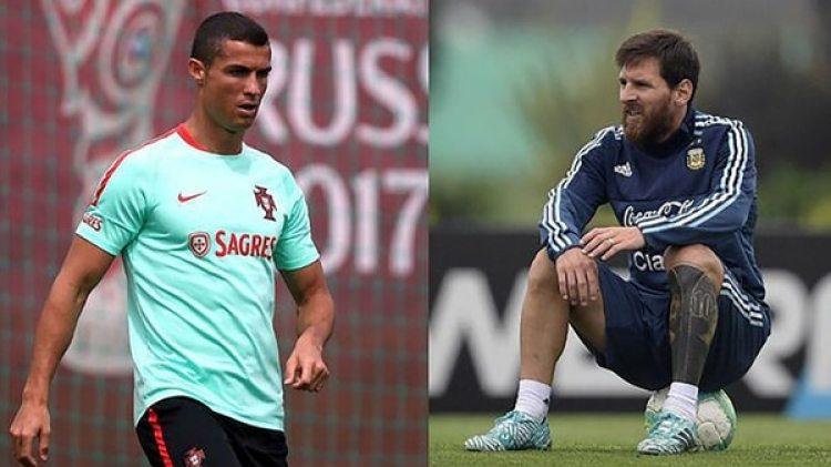 Cristiano Ronaldo y Lionel Messi aún no confirmaron su presencia
