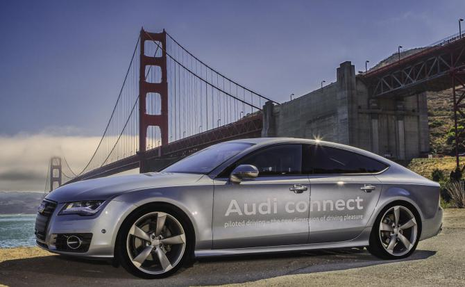 El nuevo chip de Nvidia permitirá alcanzar el máximo nivel de conducción autónoma