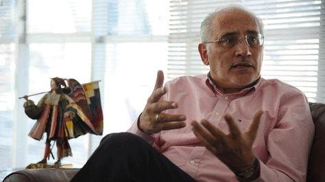 El expresidente de la República Carlos Mesa.