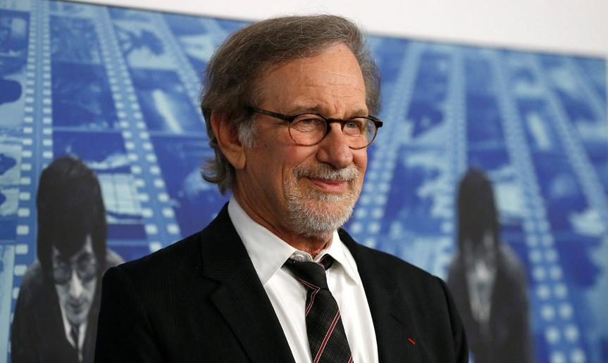 Steven Spielberg en la presentación del documental sobre su carrera producido por HBO.