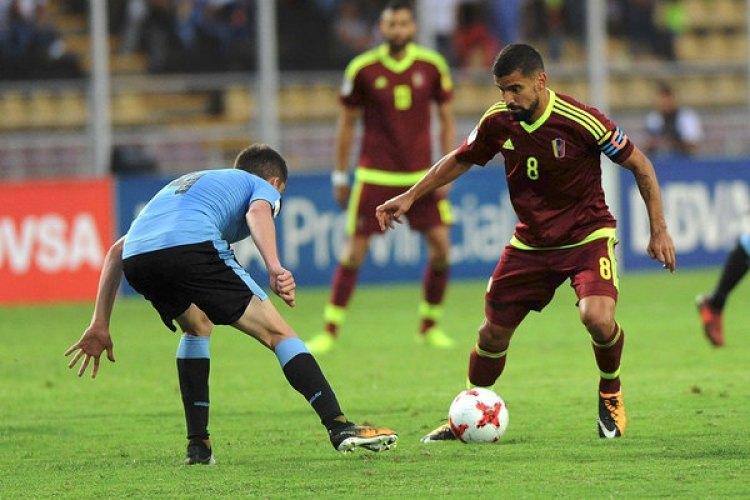 Tomás Rincón, capitán de Venezuela y jugador del Torino (AFP)