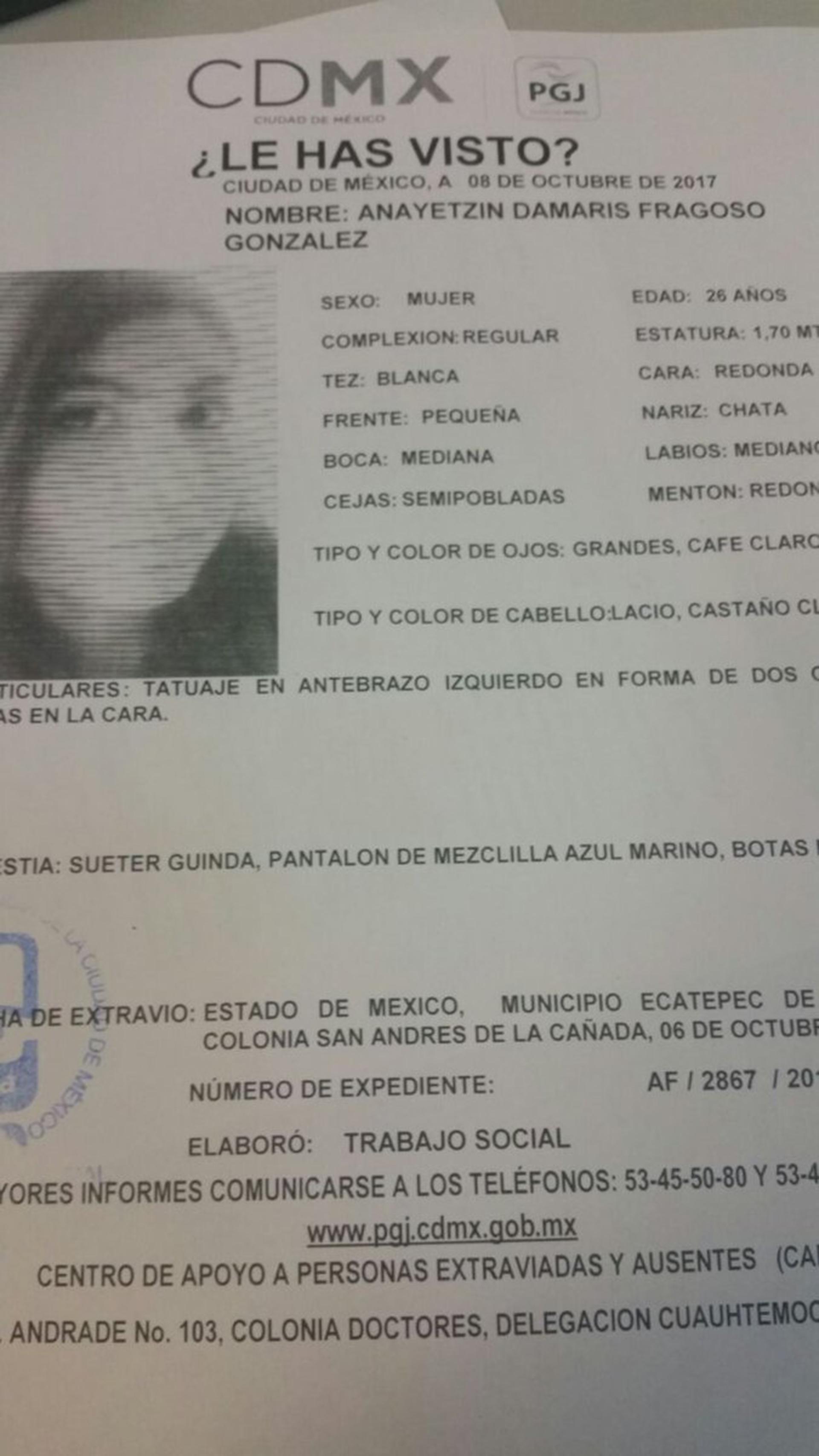 Femicidio Mexico (2)