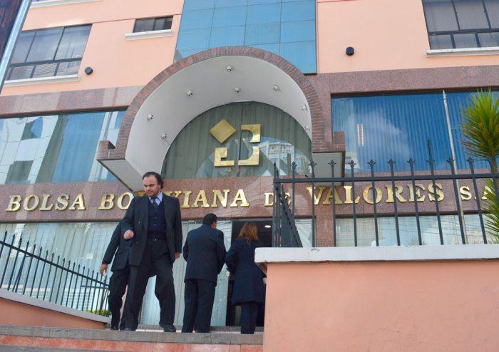 Todas sus operaciones bursátiles son realizadas por la Bolsa Boliviana de Valores S.A.