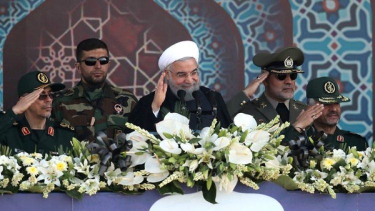 El presidente de Irán Hasán Rouhaní. (Reuters)