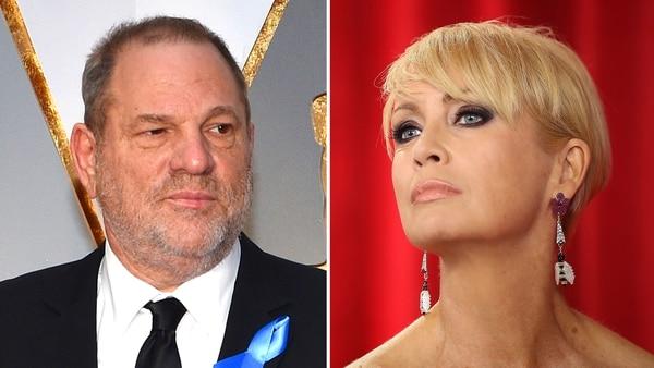 Woody Allen se pronuncia sobre el escándalo sexual de Harvey Weinstein