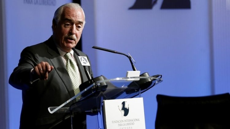 Andrés Pastrana, ex presidente de Colombia (Getty Images)