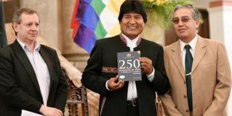 Presidente del Senado boliviano: El Tratado de 1904 es 'el más antipatria' que se haya firmado