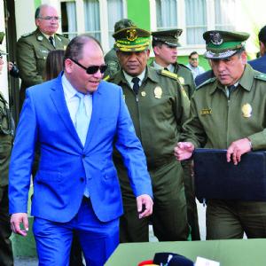 Romero se inclina por eliminar la Reserva Activa en la Policía
