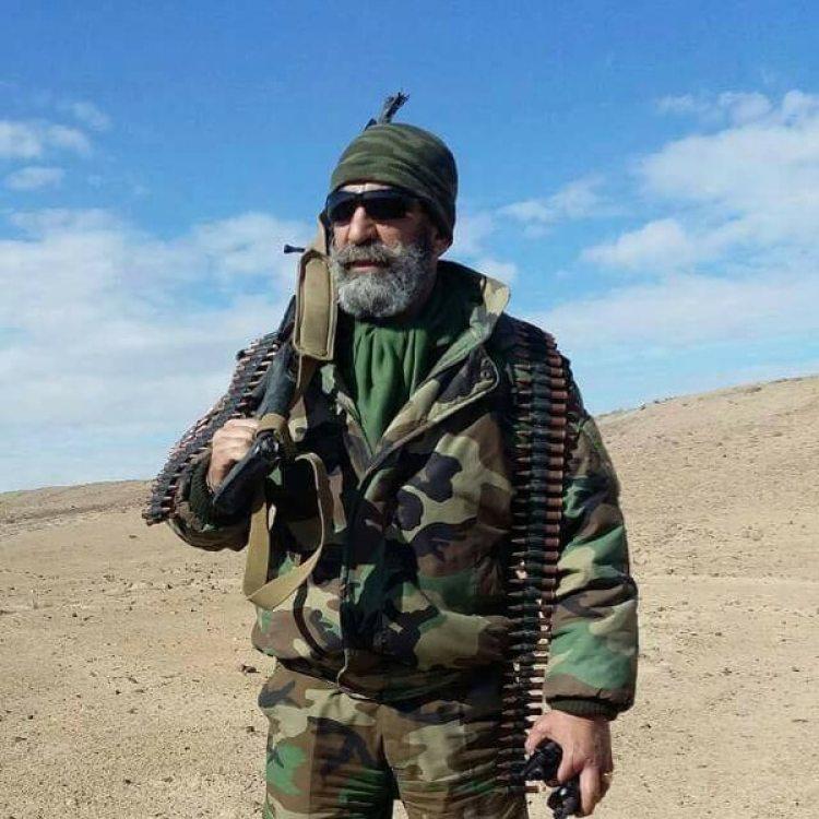 El general saltó a la fama por comandar a las tropas sirias cercadas por el ISIS en Deir Ezzor durante tres años (Twitter)