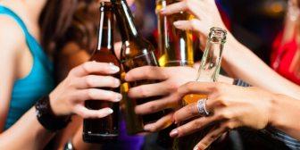 Uno de cada ocho adultos estadounidenses es alcohólico