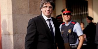 El presidente catalán afirmó que si el Gobierno español impide el diálogo se votará la independencia