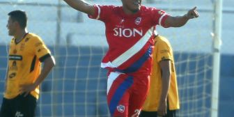 Gatty Ribeiro venció a Royal Pari