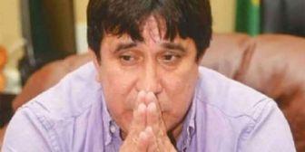 Exgobernador Carmelo Lens sale con libertad irrestricta de carceleta de Riberalta