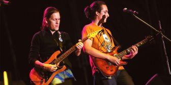 Animal de Ciudad recorre 10 años de música en un recital