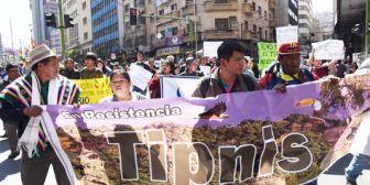 Denunciarán a Evo Morales ante el Tribunal Internacional de Derechos de la Naturaleza
