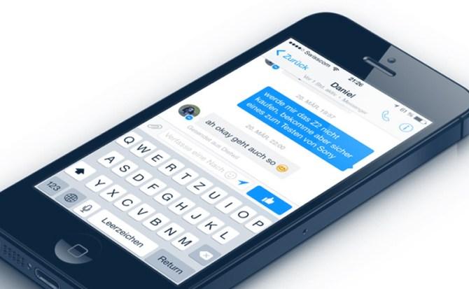 Facebook Messenger aceptará pagos con PayPal en EE.UU.