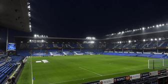 Everton suspendió de por vida al hincha que agredió a jugadores de Lyon