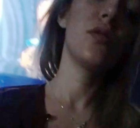 Luciana R. encandiló a Juan P. con videos eróticos que grababa con su celular