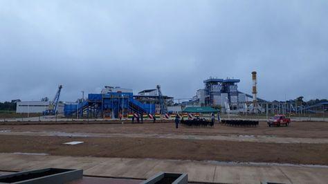 Ingenio azucarero de San Buenaventura. Foto de la cuenta de Twitter del Ministerio de Comunicación