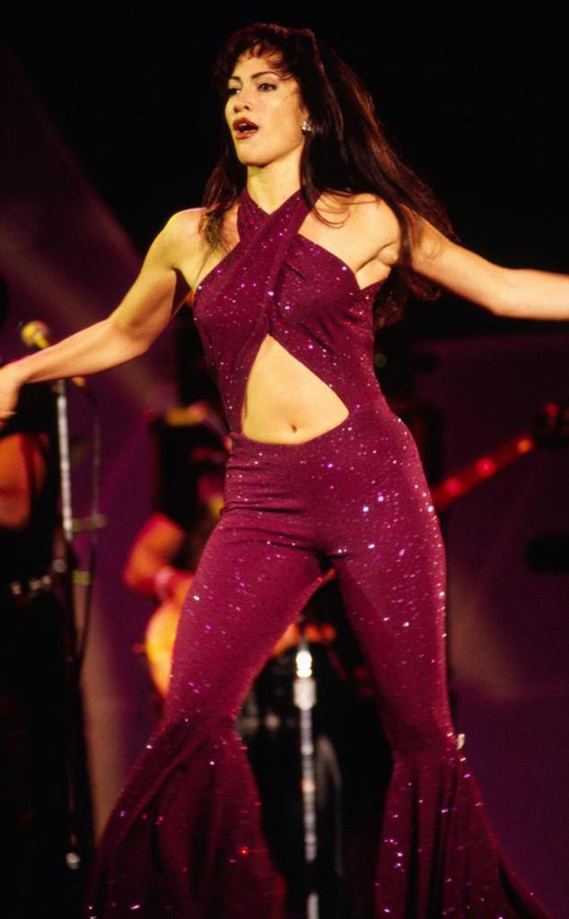 Jennifer Lopez, Selena Quintanilla-Perez, Selena