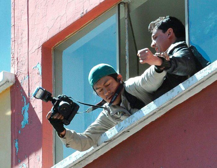 LA ASAMBLEA DE LA SIP EXHORTÓ QUE TERMINEN LAS AGRESIONES CONTRA EL PERIODISMO BOLIVIANO.