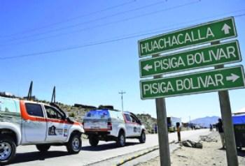 Bolivianos encabezan la lista de extranjeros expulsados de Chile