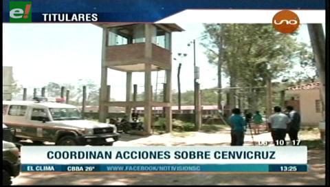 Video titulares de noticias de TV – Bolivia, mediodía del viernes 6 de octubre de 2017