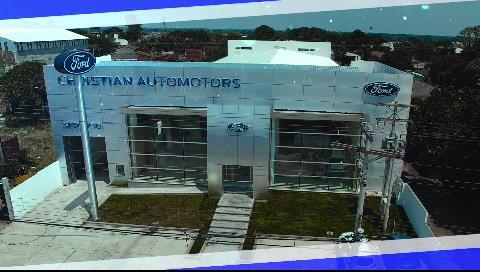 """Christian Automotors S.A. inauguro el mayor centro de mantenimiento de """"Ford"""" en el país"""