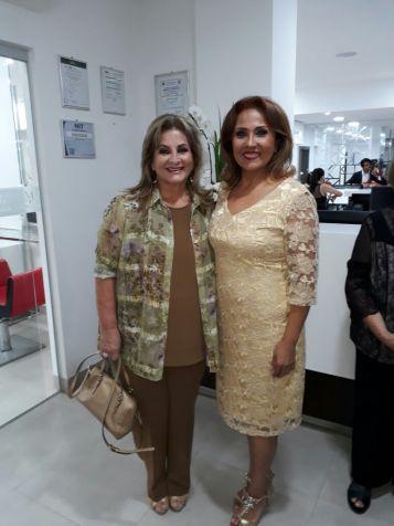 Sonia Vincenti y Mary Lizzie