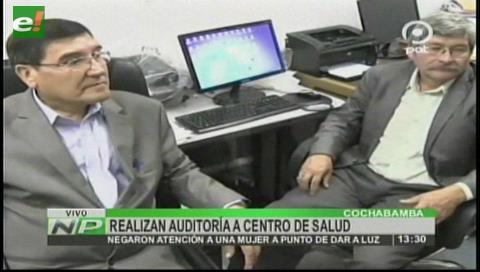 """Cochabamba: Autoridad de Salud ve """"negligencia"""" y se abren 2 investigaciones"""