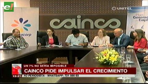 Cainco avizora crecimiento del PIB si el Gobierno acepta la biotecnología