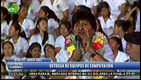 El golpismo fracasado anda extraviado en Venezuela — Morales