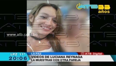 Luciana Reynaga habría malgastado dinero del Banco Unión en Argentina y le fue infiel a Pari
