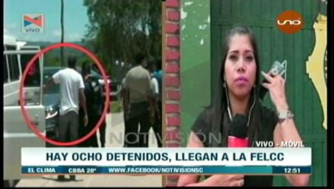 Santa Cruz: Rescatan a secuestrado y aprehenden a implicados