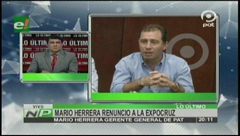 Mario Herrera asume la gerencia general de la red PAT