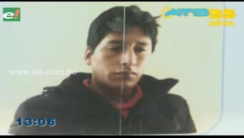 Detienen a Santos Guzmán con más de 80 kilos de droga en Desaguadero